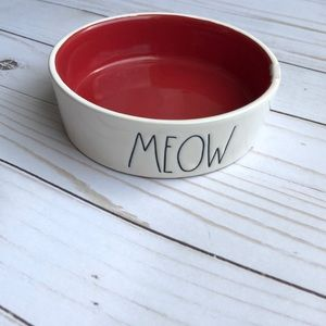 Other - Rae Dunn   MEOW dish